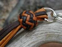 Herringbone pineapple knot