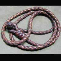 Custom Braided Lanyard